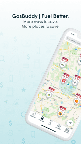 GasBuddy: Find & Pay for Gas
